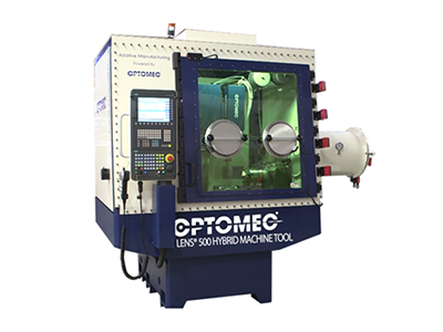 Optomec - LENS 500 Machine Tool Systems
