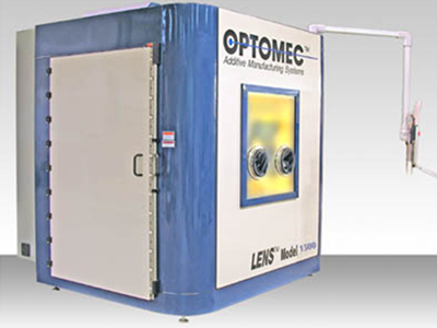 Optomec - LENS CS 1500 Systems