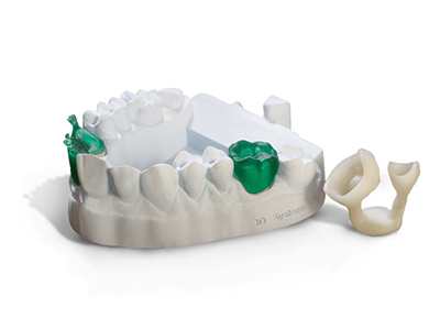 3D Systems - Dental 3D Printing Materials