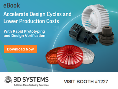 3D Systems - eBook - Accelerate Design Cycles and Lower Production Costs with Rapid Prototyping and Design Verification